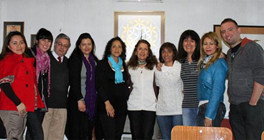 Formación FSRC 2012