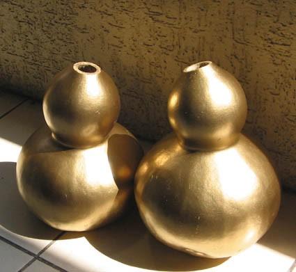 Las calabazas doradas o wuo luo viento y agua - Feng shui para la salud ...