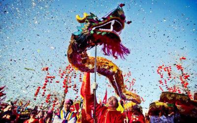 Curso y Ceremonia del Año Nuevo Chino: El Perro de Tierra