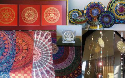 Bazar de Feng Shui y Geometría Sagrada